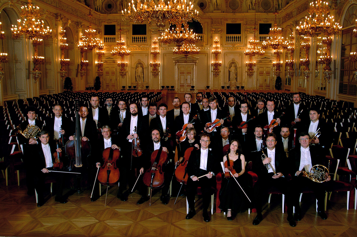 Prague chamber orchestra cork orchestral society for Chambre orchestra