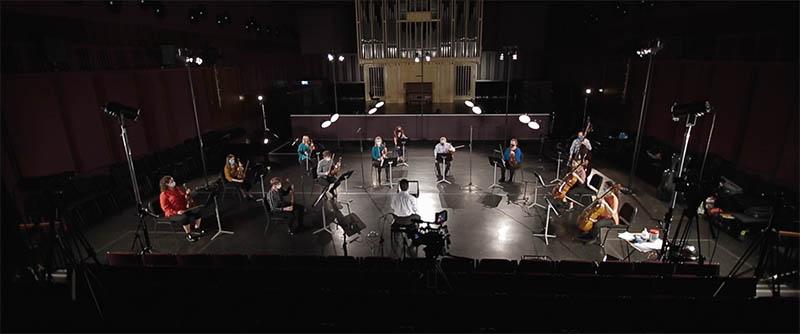 Telemann's Don Quixote Suite, Mozart's Divertimento in B flat